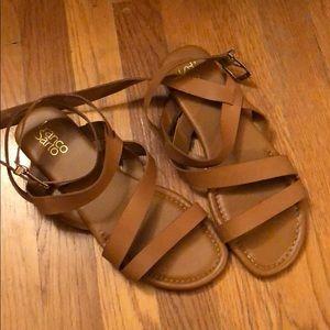 Franco Sarto strappy sandal